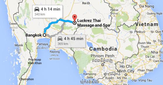 Luckrez Spa & Thai Massage