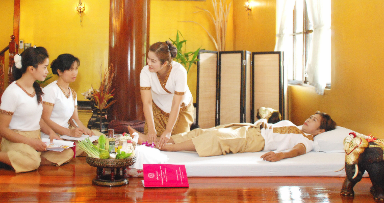 Professional Thai Massage Certificates 1