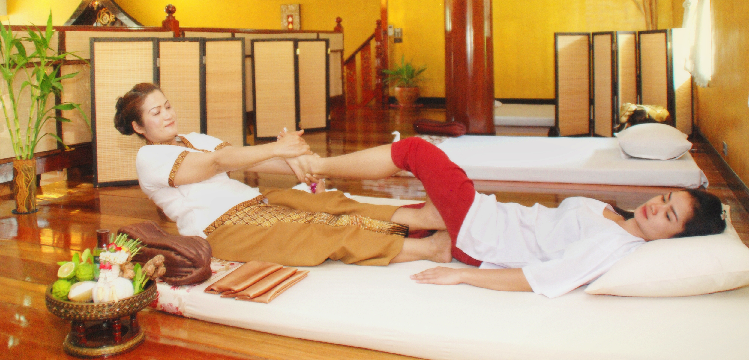 Thai Massage 1